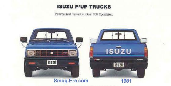 Big Show 2008 1986 Isuzu Pup Photo 3