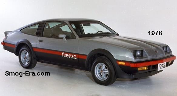 Oldsmobile Firenza